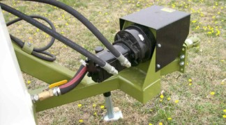 Frame Mounted Hydraulic Pump